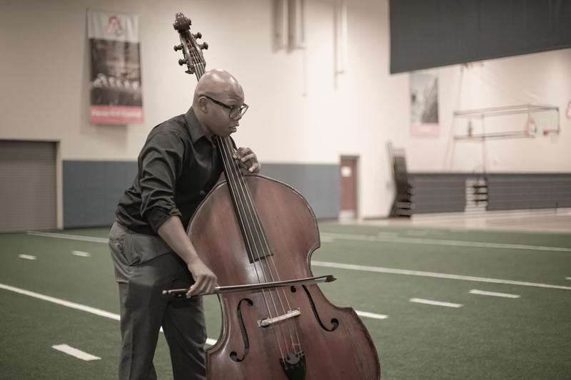 Teachers noticed Draylen Mason had a natural talent and passion for music right away.