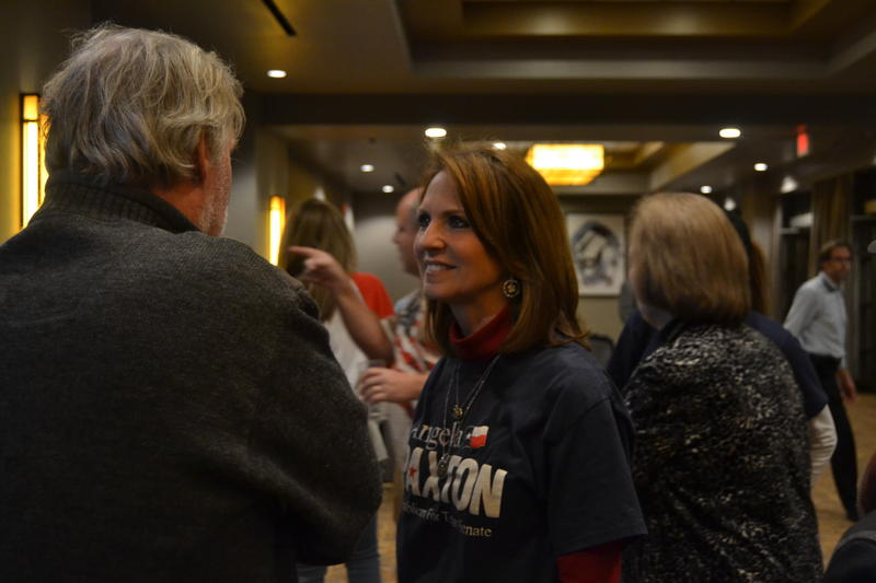 Angela Paxton won the GOP nomination for Texas Senate District 8.