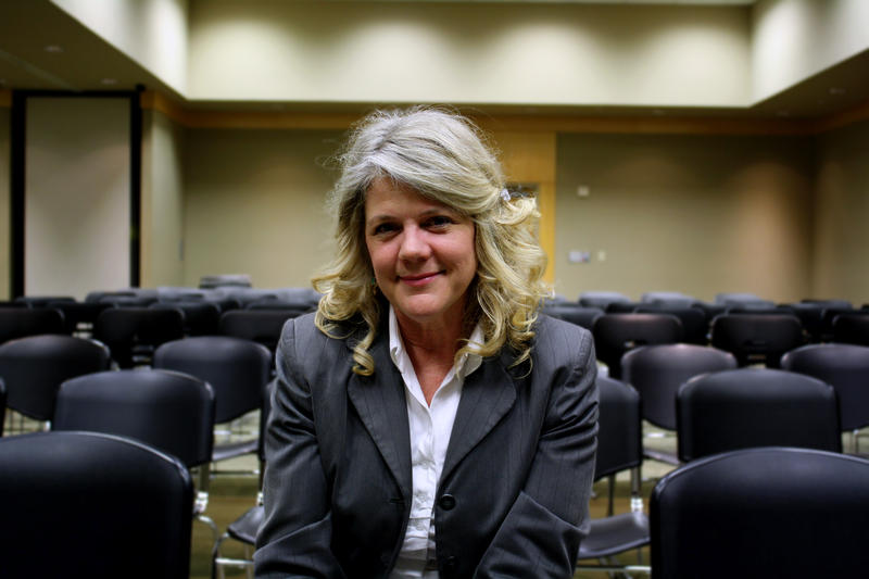 Cindy Crain is the CEO of the Metro Dallas Homeless Alliance