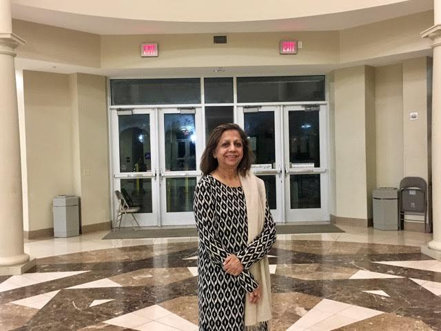 Shaheen Salam has been a Plano resident for 20 years. She's also a member of the city's Multicultural Outreach Rountable, which brings together different religious and ethnic groups for events and other activities.