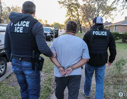 In a three-day operation that ended March 22, ICE deportation officers made the bulk of arrests in the Dallas-Fort Worth area.