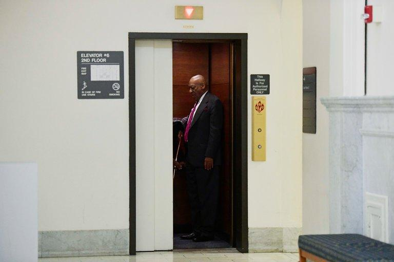 ill Cosby at the Montgomery County courthouse in Norristown, Pa., where a jury found him guilty of three counts of sexual assault.