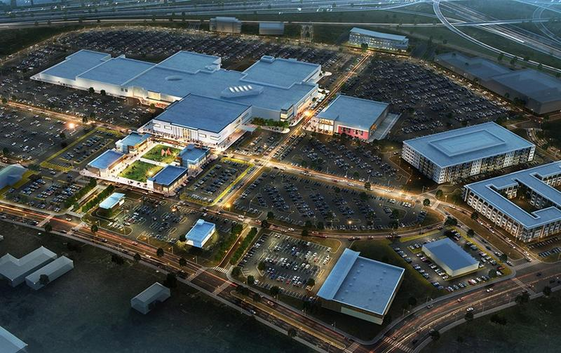Mayor Mike Rawlings pointed to the redevelopment of Red Bird Mall as a focus area in the next year.