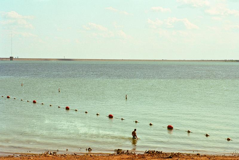 Ray Roberts Lake State Park is located about an hour north of the Dallas-Fort Worth metro.