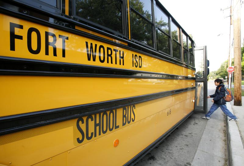 Attorney General Ken Paxton says Fort Worth parents have been denied access to materials from the district's sixth grade human sexuality curriculum.