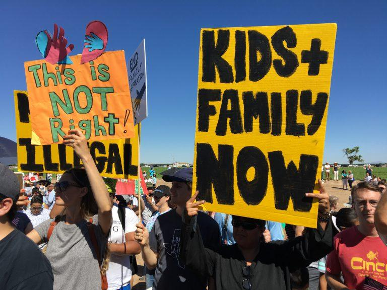 Top Stories: Outrage Continues Over Trump Administration's ...