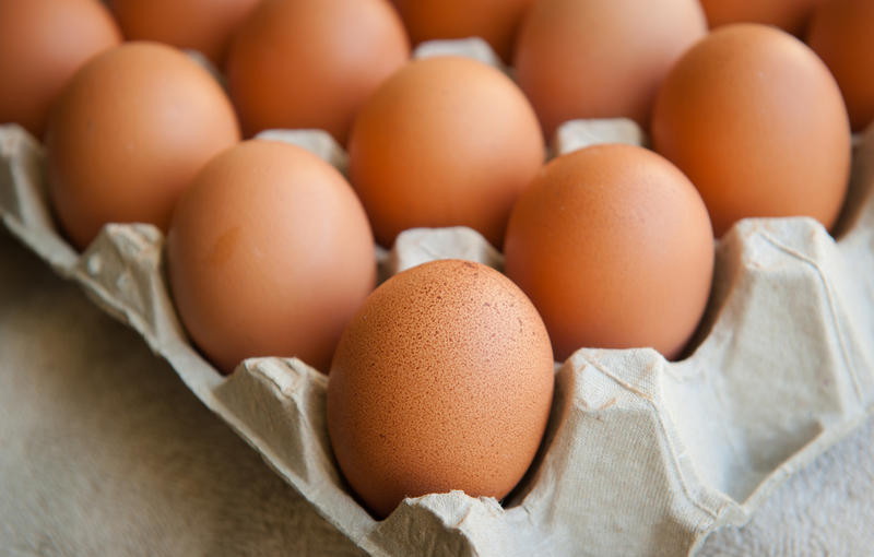 A recently published study suggests an egg a day might actually lower rates of heart disease and risk of stroke.