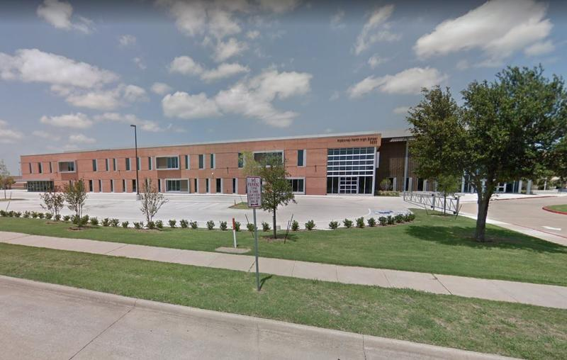 McKinney North High School.