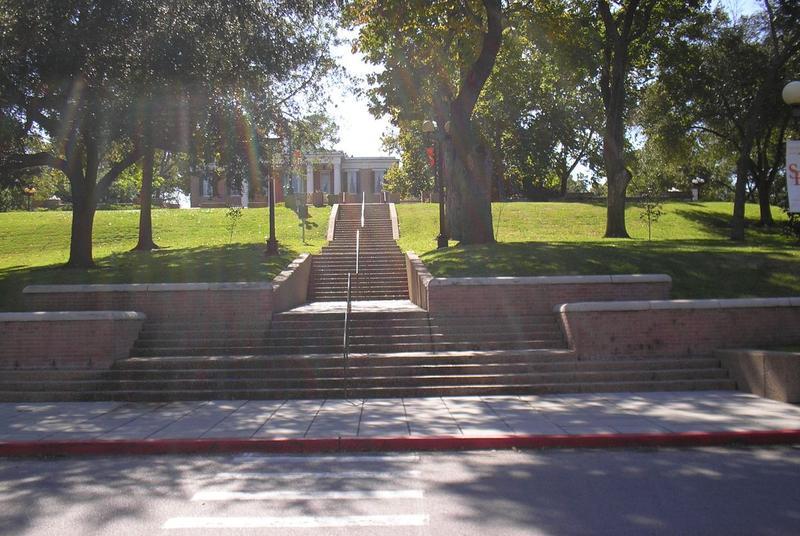Sam Houston State University in Huntsville, Texas
