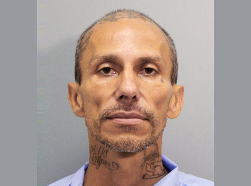 Jose Gilberto Rodriguez, a Houston parolee, has been charged in the deaths of two people. Rodriguez served decades in prison before being released in September. He was being tracked by an ankle monitor that police say he cut off earlier this month.