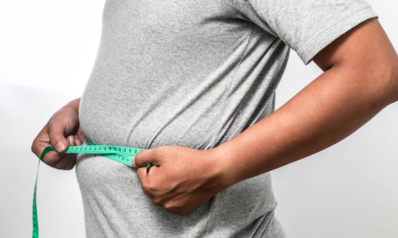 A waist size more than 40 inches for men or over 35 for women is a big risk factor for belly fat.