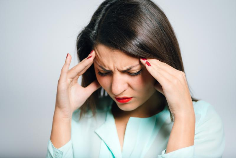 Migraines can result from certain genes, a stressful life, environmental conditions or some changes in your diet. They  often develop in your 20s to 40s.