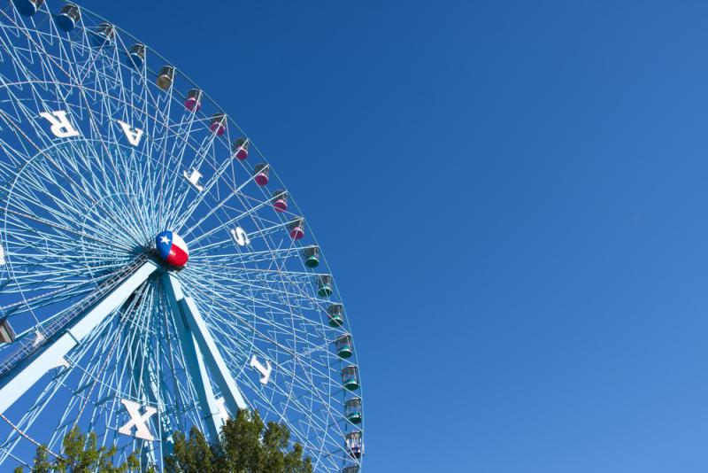 Another State Fair spectacle: the Texas Star is the tallest ferris wheel in the U.S.