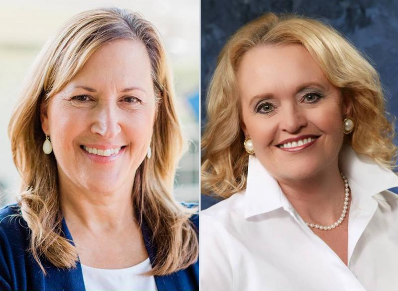 Republican Konni Burton lost her seat in Senate District 10 to Democrat Beverly Powell.  The seat was once help by Democrat Wendy Davis.