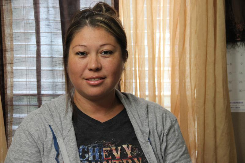 Erika Murillo, who's from Honduras and on Temporary Protected Status, doesn't know what will happen beyond January 2020, when her TPS status expires.