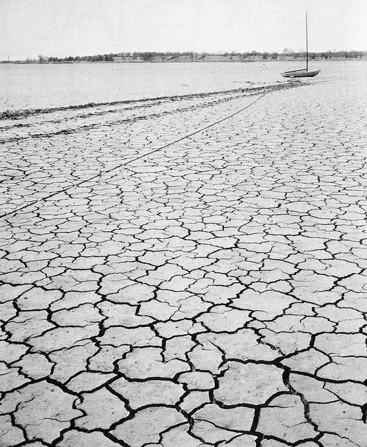 White Rock Lake, Dallas, 1955