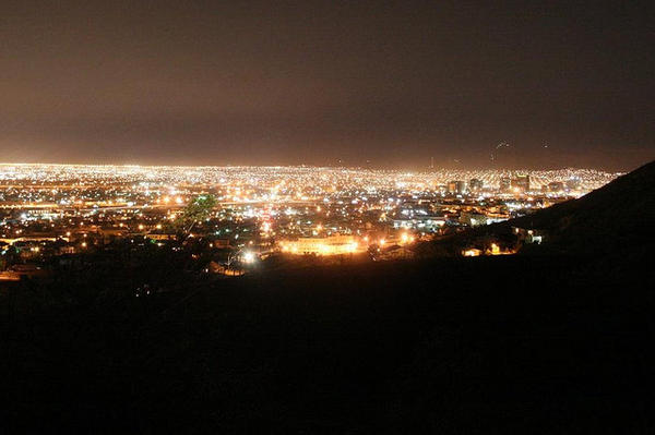 Enjoy the sweeping views of El Paso as you take a tour along Scenic Drive.