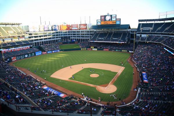 Does The Rangers Globe Life Park In Arlington Need A