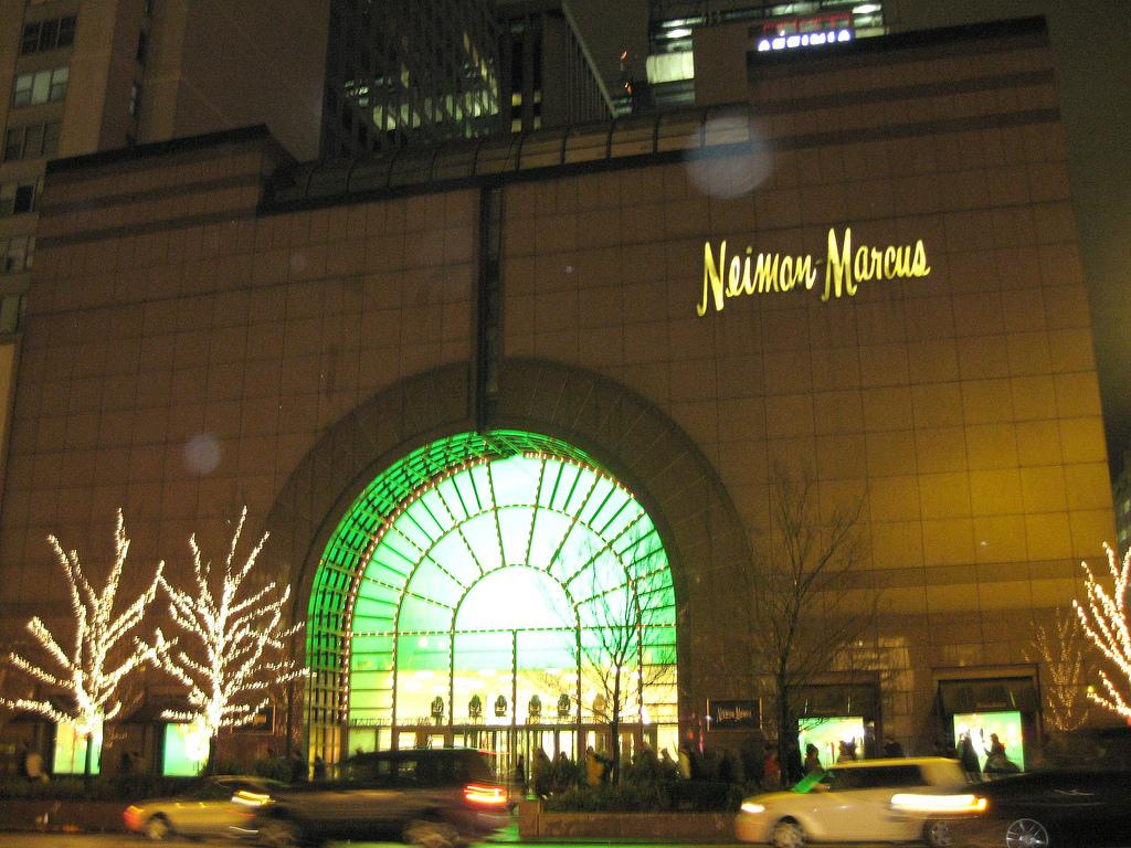 Neiman marcus credit card - Neiman Marcus Is Among Several Retailers That Have Experienced Credit Card Data Breaches In Recent Months