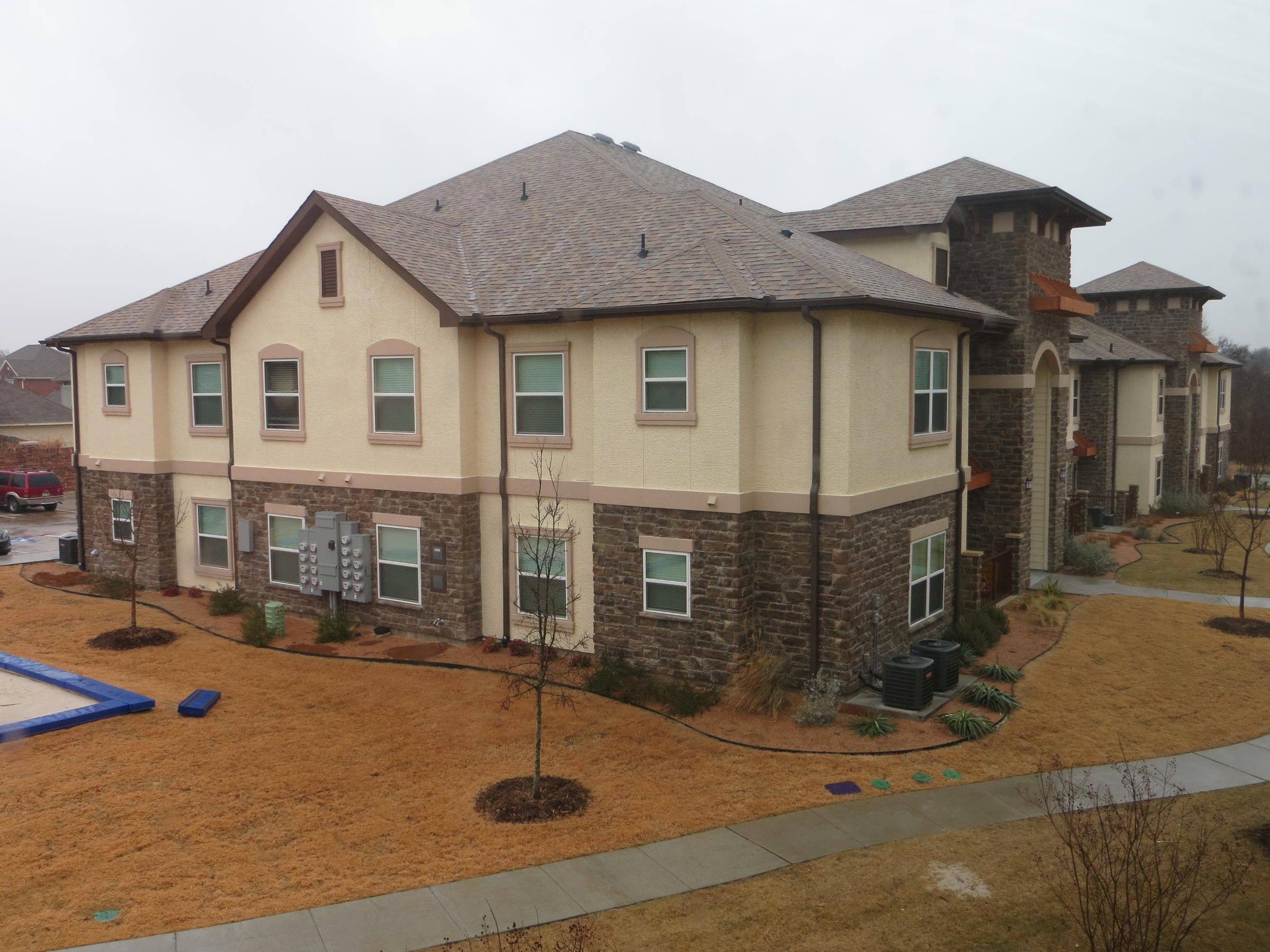 North Court Villas In Frisco, An Affordable Housing Development, Is So  Popular It Has A Waiting List Of 500 People.