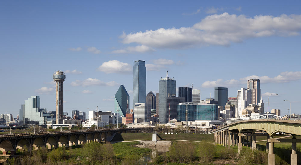 dallas is voted the world s best skyline kera news