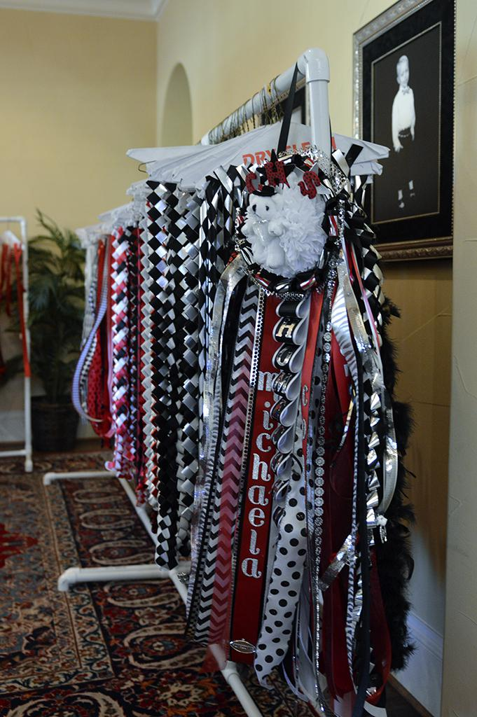 Homecoming Mums Inside A Larger Than Life Texas Tradition