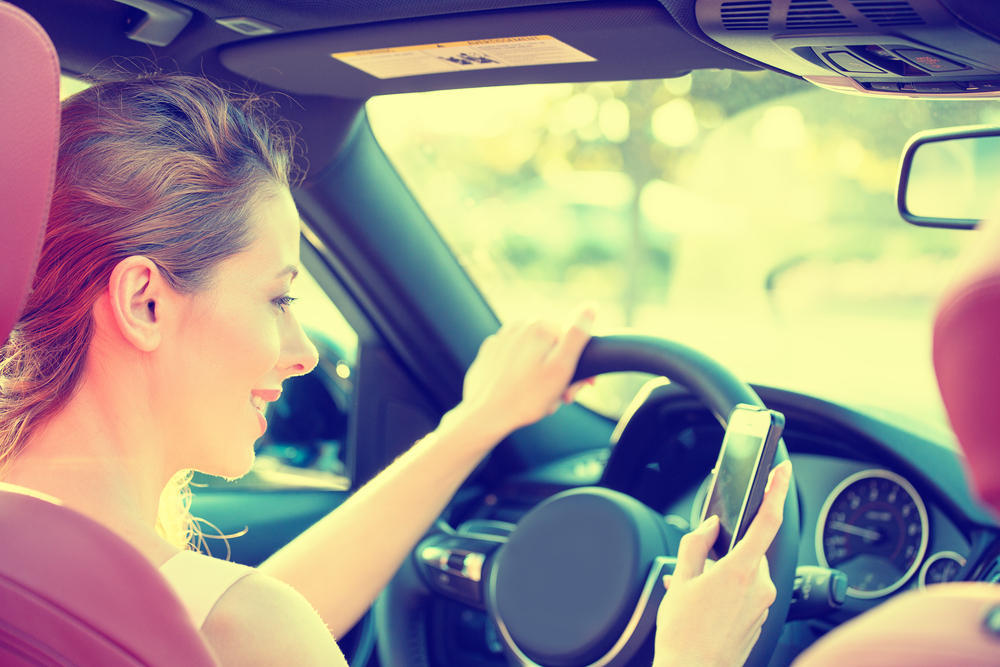 ban on texting and driving a Texting and driving is now illegal in the state of texas.