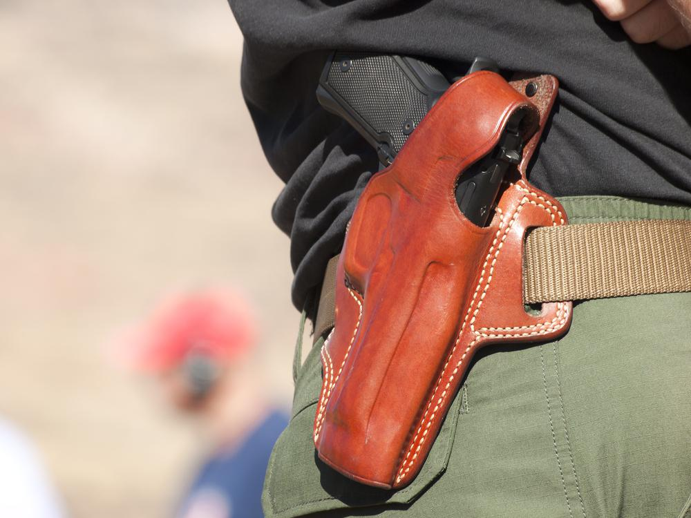 Heres What You Should Know About Open Carry In Texas Kera News