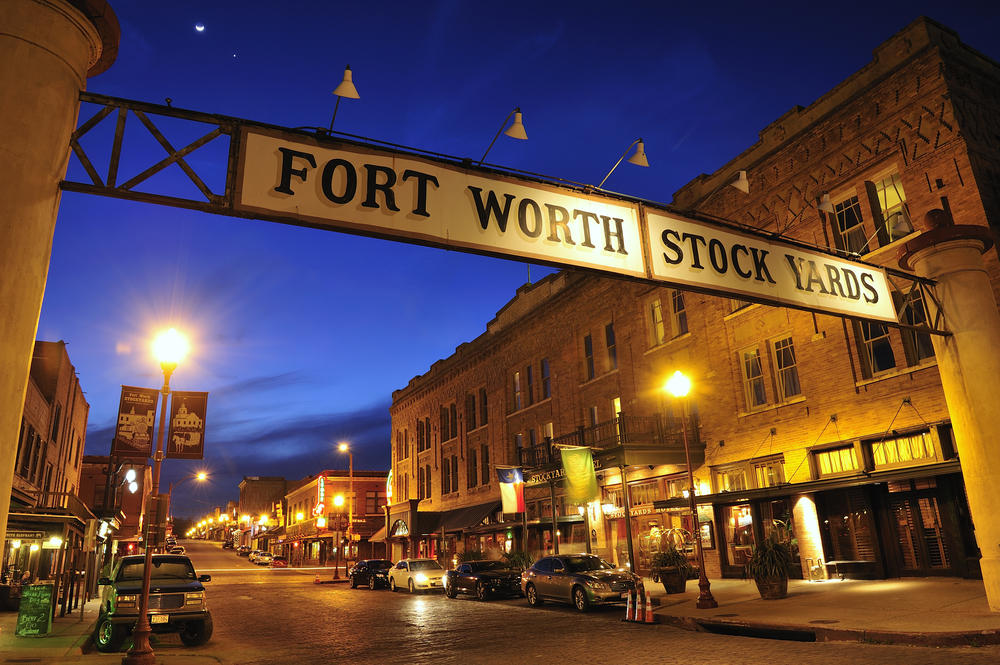 Top Stories Fort Worth Approves Stockyards Historic District