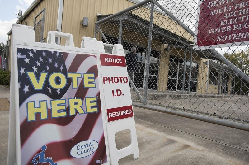 Texas Ruling Has Since Closed Kera Court Places Most News Polling Report