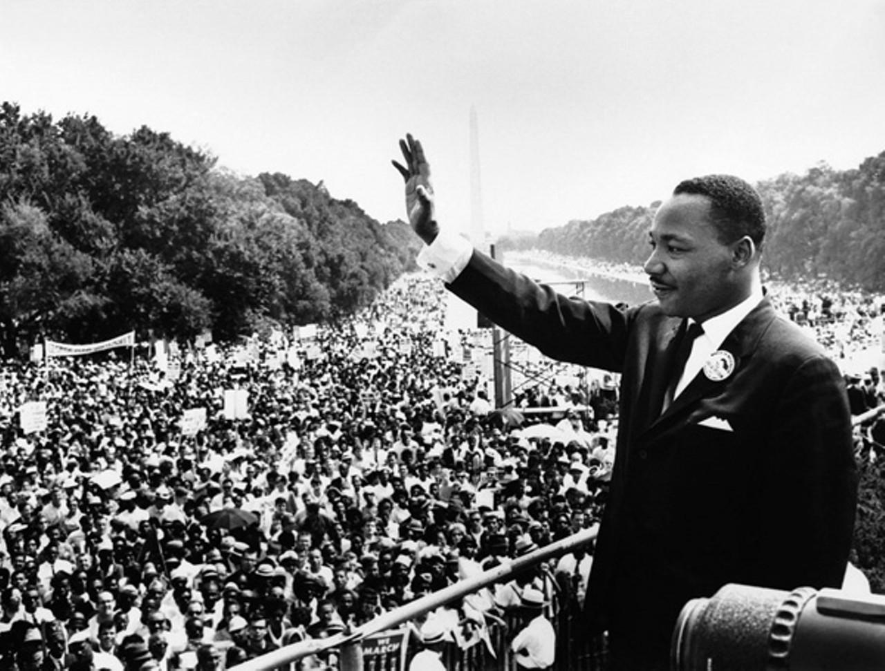 Commentary How Martin Luther King Jr Inspired An Observance Of