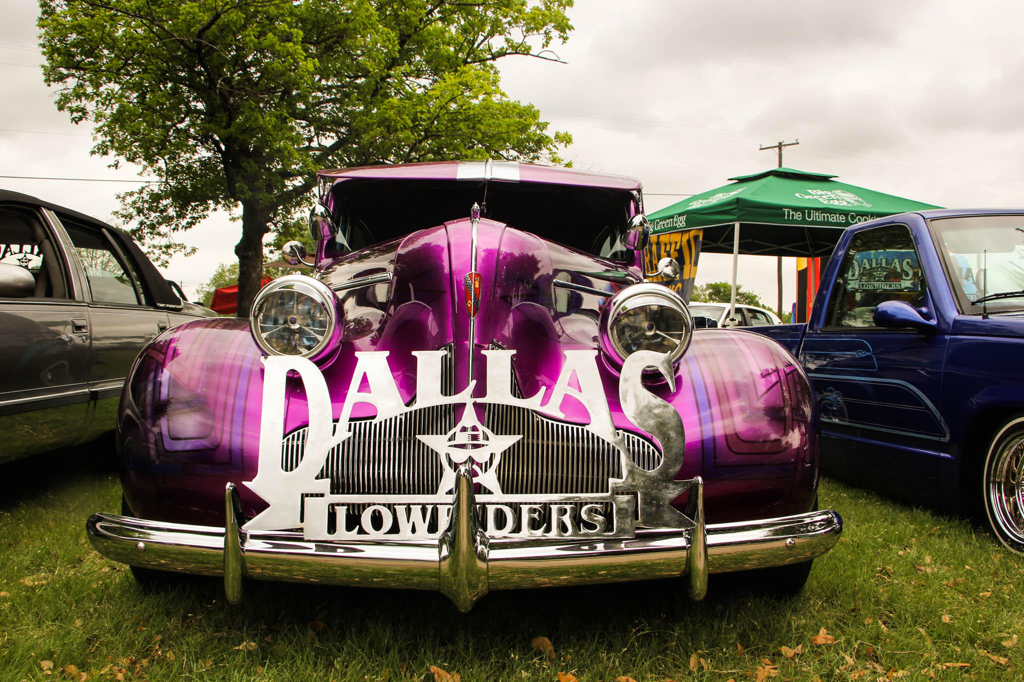 Lowriders Combat Cultural Stereotypes With Family And Flashy - Lowrider car show dallas