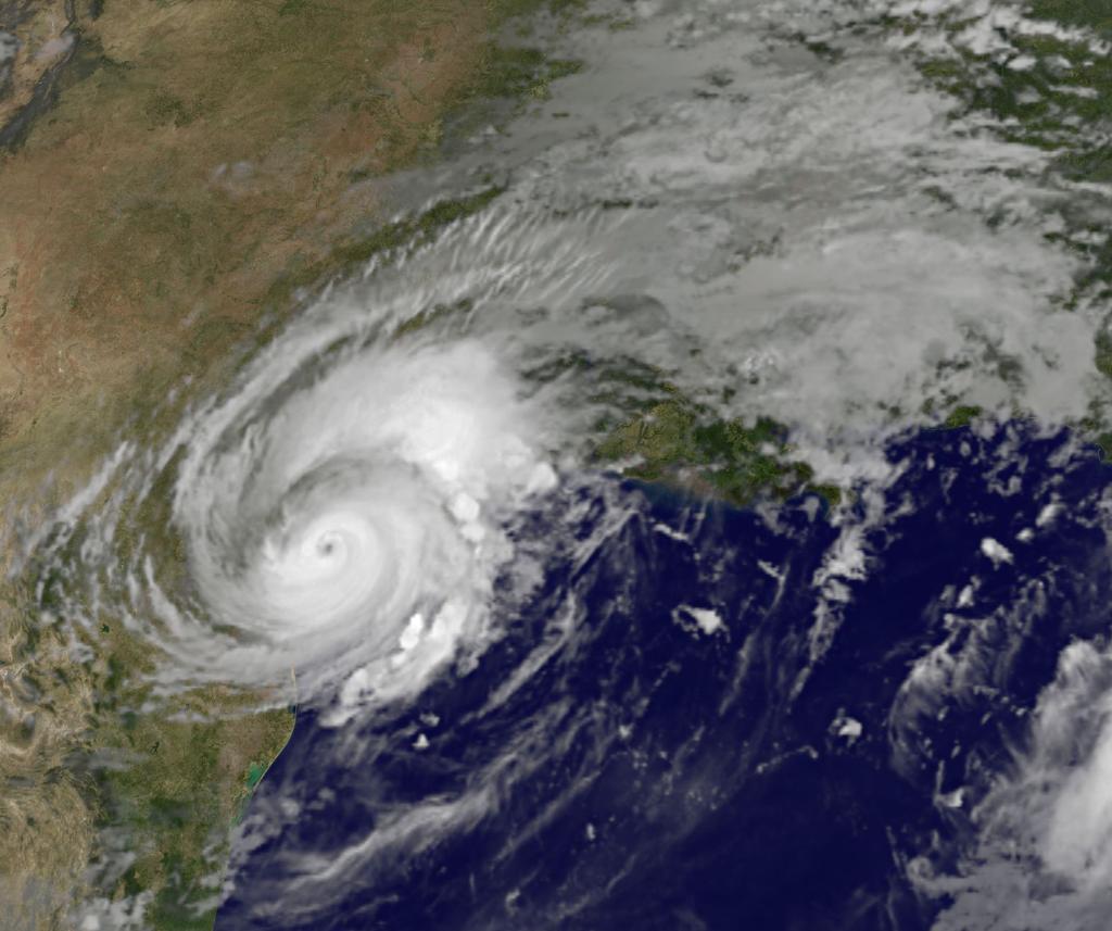 100 Rockport Devastated By Storm One Hurricane Harvey