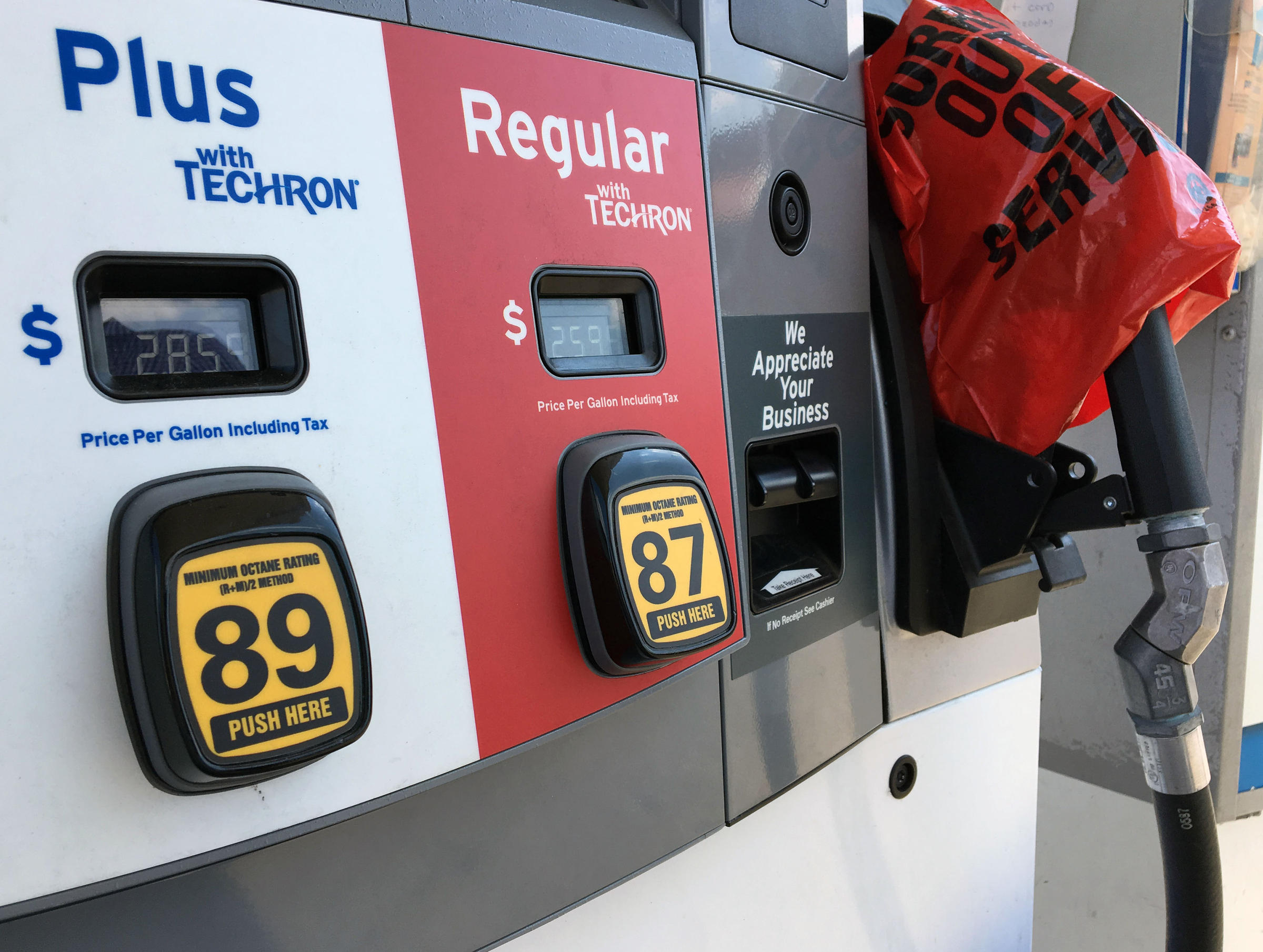 Texas gas stations agree to repay customers for Hurricane Harvey price gouging