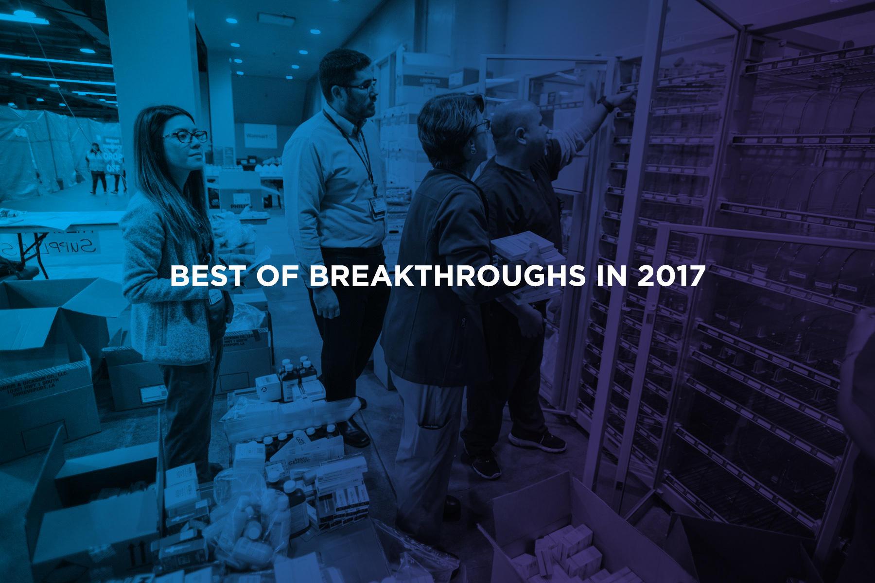 Breakthroughs in science 2100