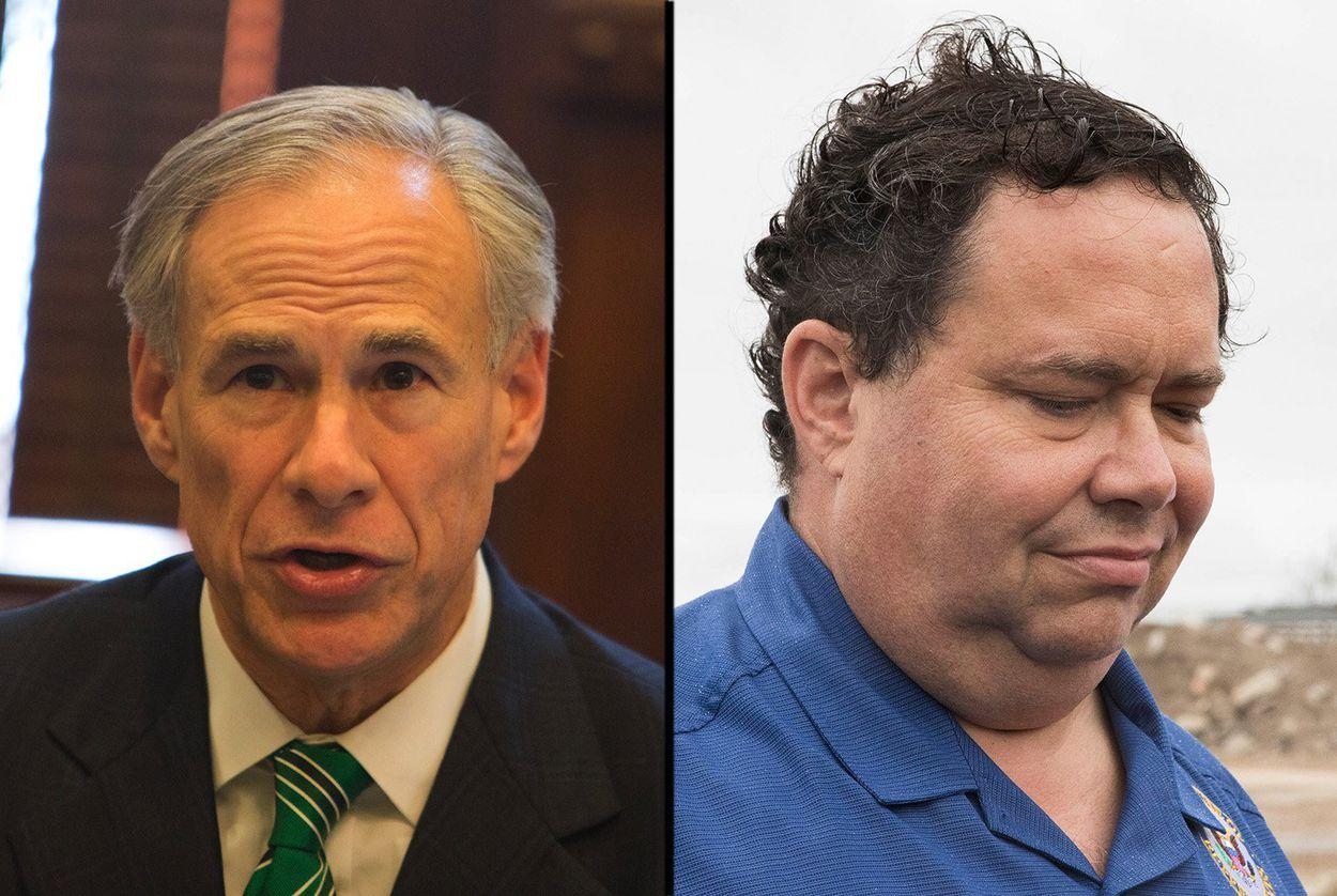 Texas Governor Demands Blake Farenthold Pay for Special Election