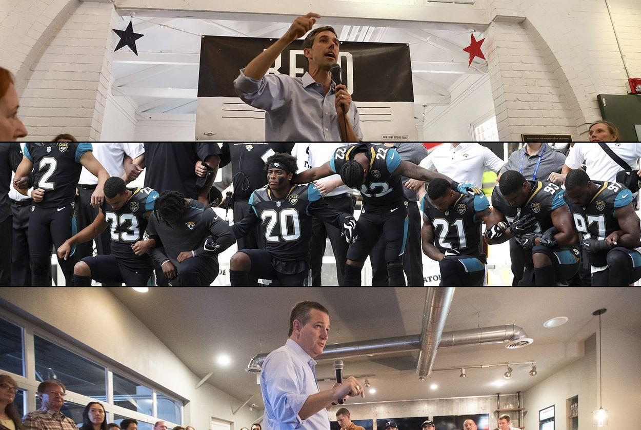 Beto O'Rourke's NFL Comments Have Gone Viral. Here's How ...