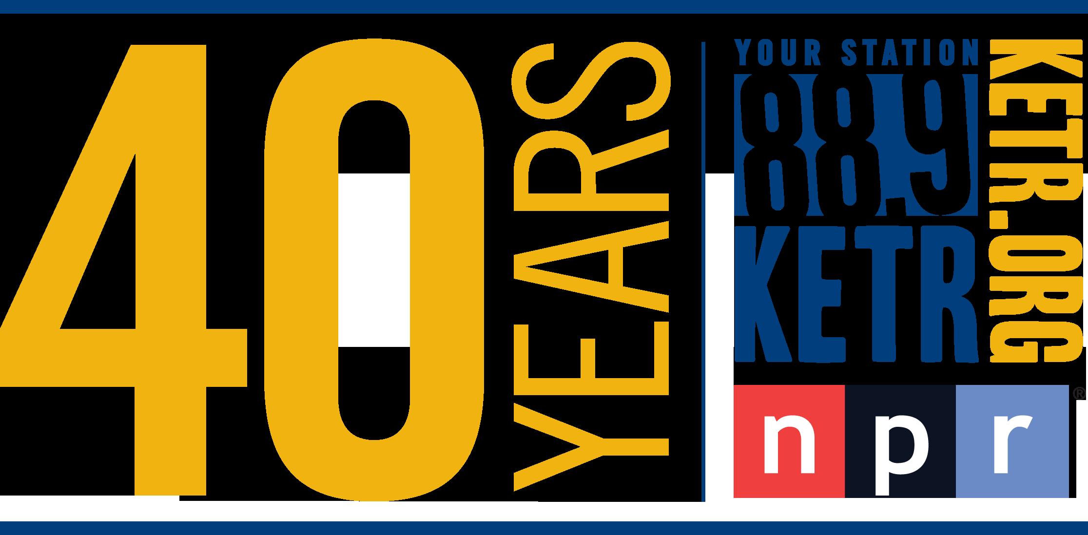 88.9 KETR logo