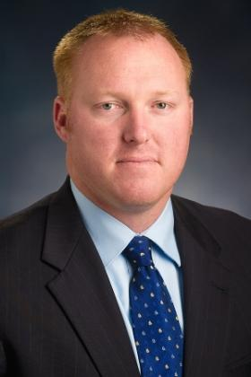 Ryan Ivey, director of athletics at Texas A&M University-Commerce