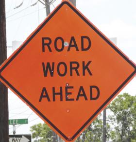Bids are due to be opened this week for a program to make repairs on approximately one dozen streets in Greenville.