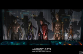 Guardians of the Galaxy hits theaters this weekend!