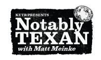 Notably Texan logo