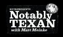 Notably Texan logo