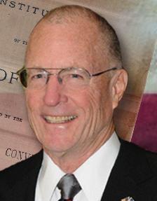 State Sen. Bob Hall (R-Van)