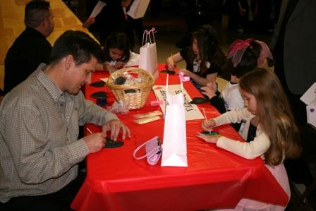 Fun activities are planned to keep daughters and their dads busy at the upcoming Daddy-Daughter Dance.
