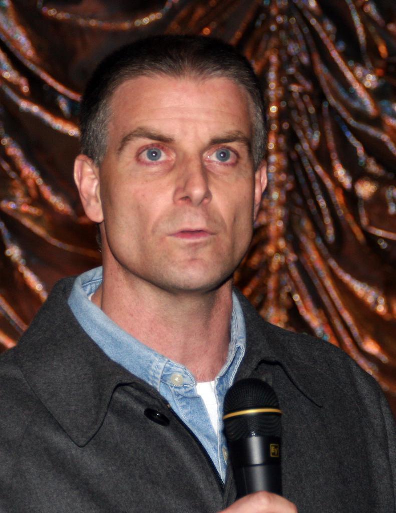 FEMA Region 6 Deputy Administrator Tony Robinson