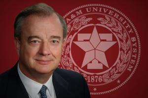 John Sharp, A&M System Chancellor