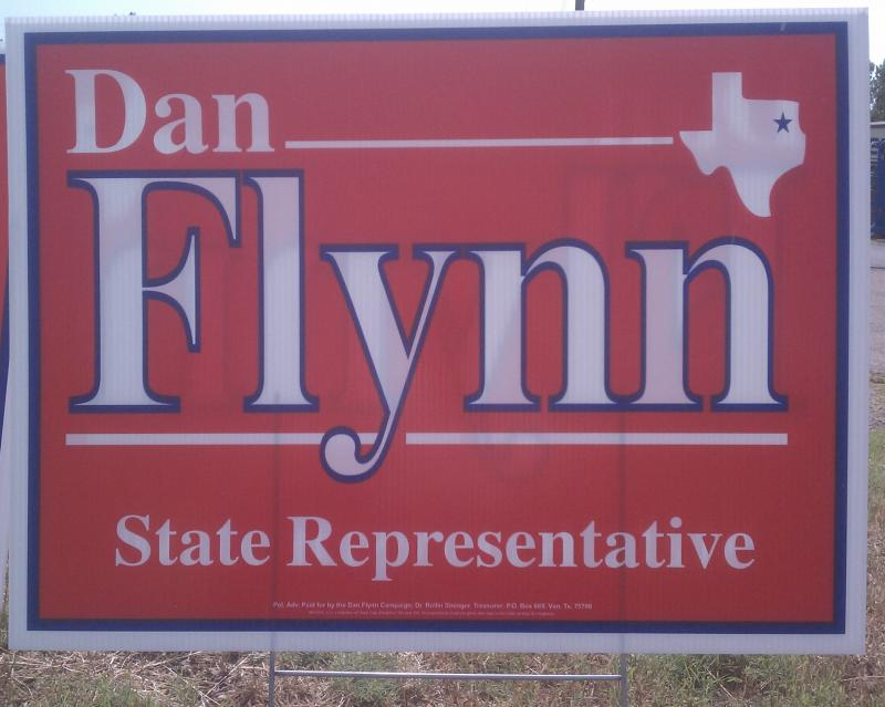 Dan Flynn will serve another term as State Representative for District 2 after his victory Tuesday.
