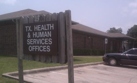 The HHS office at 2301 Pecan St in Commerce is scheduled to close September 1, 2012.