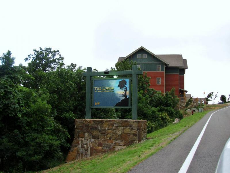 The Lodge at Mount Magazine